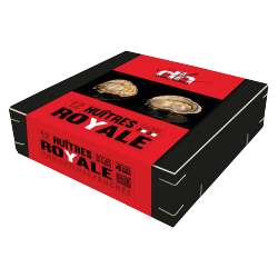 Royale - Pack douzaine luxe